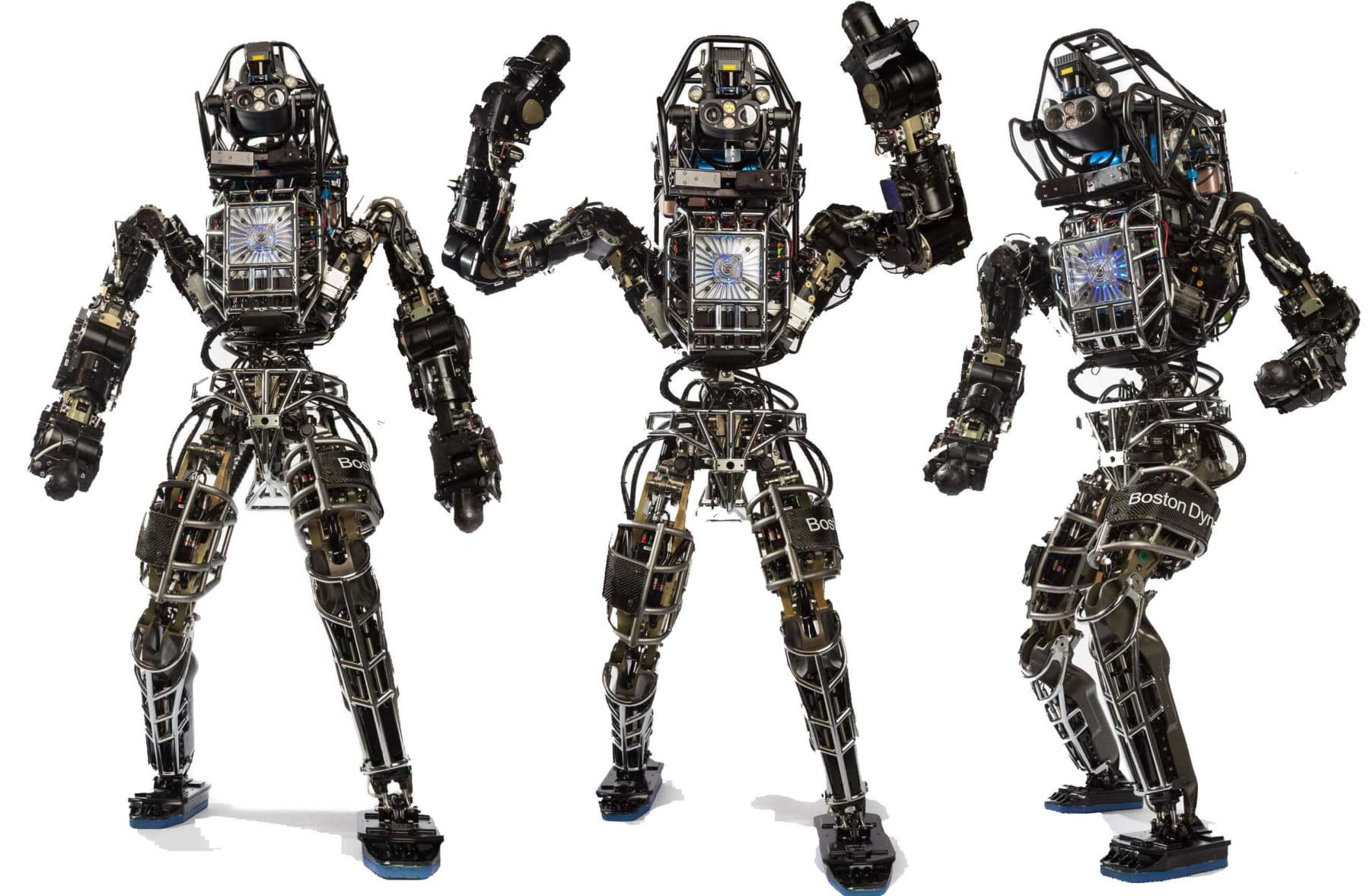 Boston Dynamics presenta la ultima version de su 'Terminator'