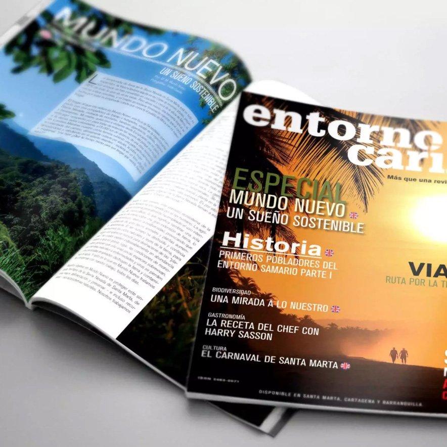 Revista Entorno Caribe