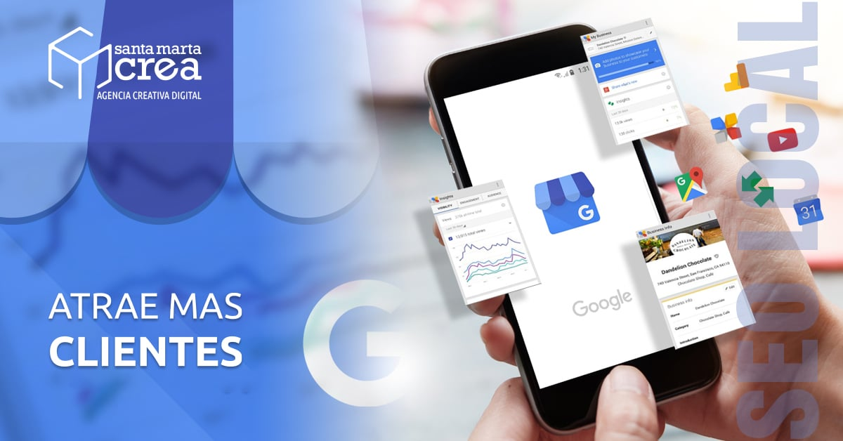 Seo Local con Google My Bussines